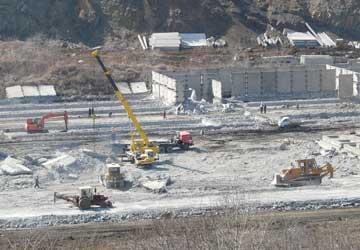 строительство очистных сооружений во Владивостоке началось. автор фото: Мария Лесная